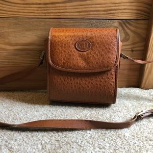 Vintage Gucci Cross Body Leather Bag